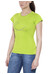 Edelrid Signature t-shirt Dames groen